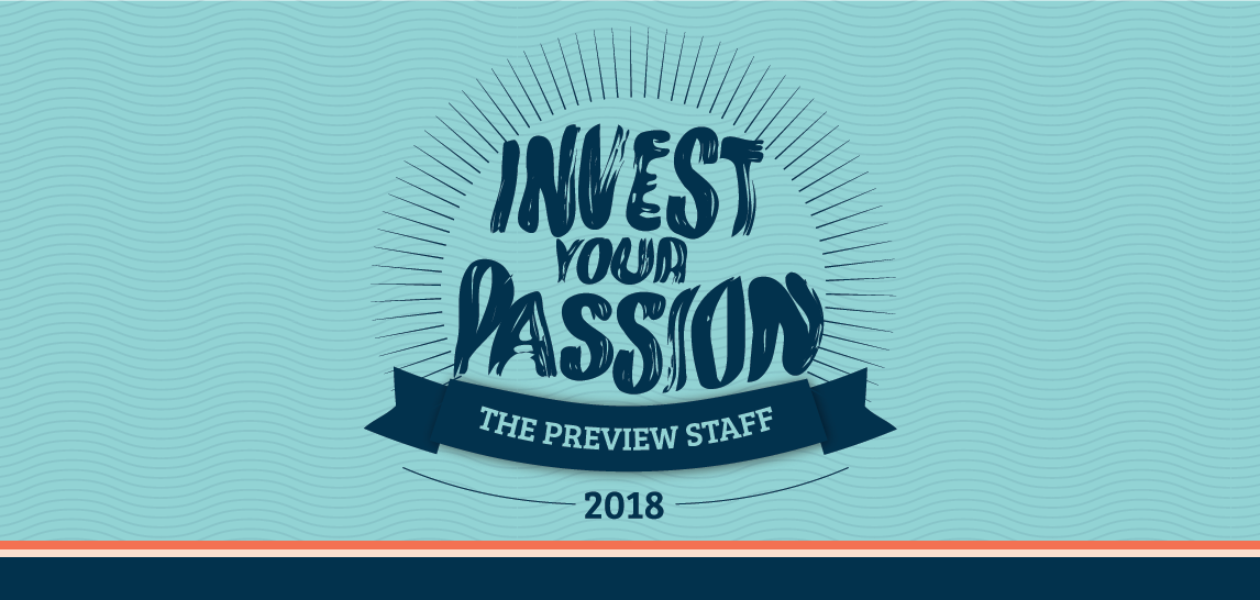 Invest Your Passion 2018